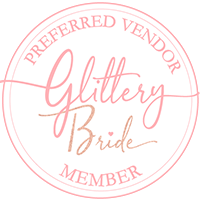 Glittery Bride preffered vendor